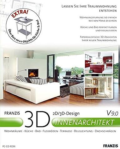 3D Innenarchitekt V9.0: Amazon.de: Software