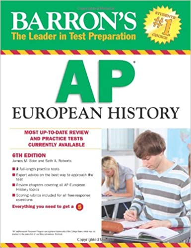 Amazon barrons ap european history 6th edition barrons barrons ap european history 6th edition barrons study guides 6th edition fandeluxe Gallery