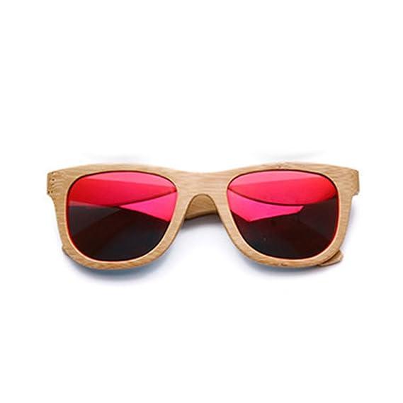 lzndeal Gafas de sol para Mujer, antiguas, media montura de ...