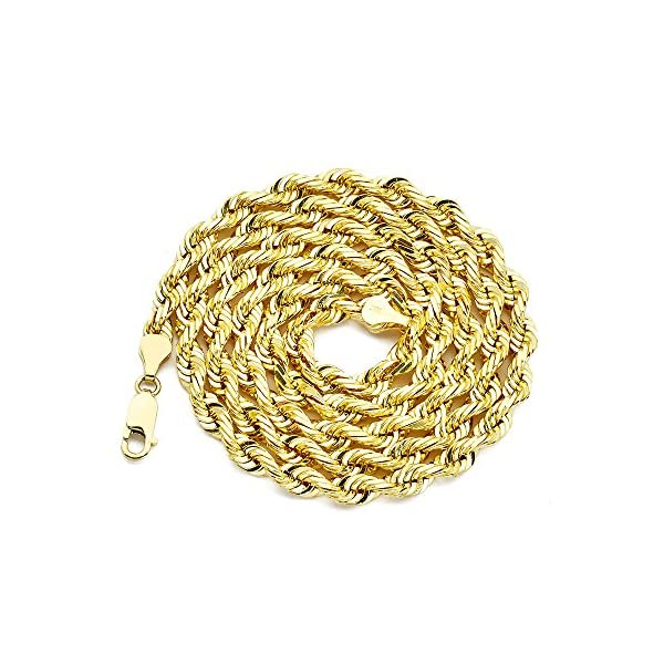 LoveBling-10K-Yellow-Gold-6mm-Solid-Diamond-Cut-Rope-Chain-Necklace-with-Lobster-Lock
