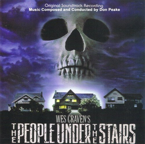 The People Under The Stairs by Don Peake (2016-08-03)