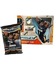 2019-20 Panini PRIZM Basketball Blaster Box - In Stock - 1 Autograph or Memo. Card Per Box - Chase ZION WILLIAMSON Prizm Rookie Cards
