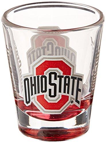Ohio State Buckeyes Shot Glass - 6