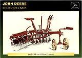 1994 John Deere #44 1912 Model B Disc Harrow - NM-MT