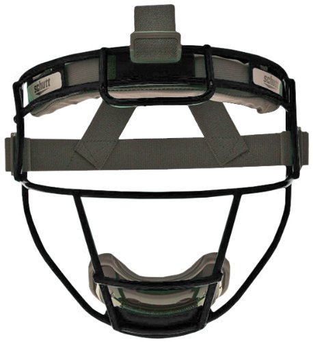 Schutt Varsity Softball Titanium Fielder's Guard - Schutt Face Mask