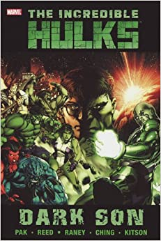 Book Incredible Hulks: Dark Son