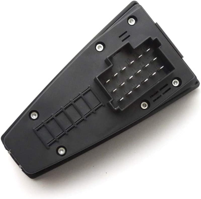 I-Joy 20752918 20592918 Electric Power Master Control Window Switch Fits Volvo Truck FH12 FM VNLReplaces 20752918 20568857 20455317 20452017 2036721 Door Lock Lift Driver Side Good Performance