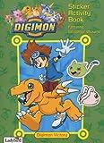 Digimon Victory(Sticker Activity) (Digimon S.)