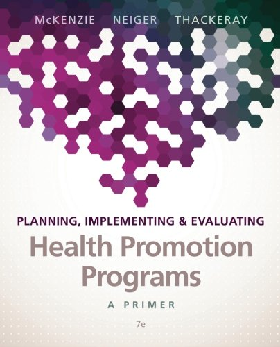 Top 8 recommendation planning implementing and evaluating health 2020