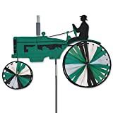 38 In. Green Tractor Spinner