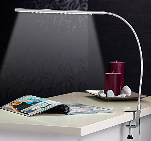 LedCuisineamp; Lunartec Orientable Bureau À Lampe Maison De ZPkuXi