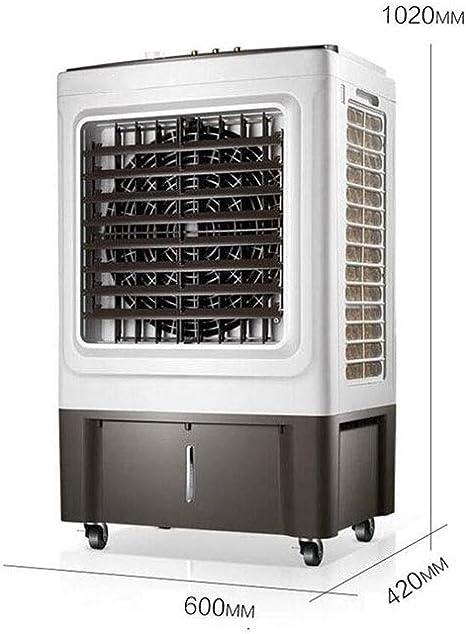 Ventilador, Enfriador de Aire Humidificador del Ventilador Purificador del radiador 50 litros de Gran Capacidad para Habitaciones Grandes: Amazon.es: Hogar