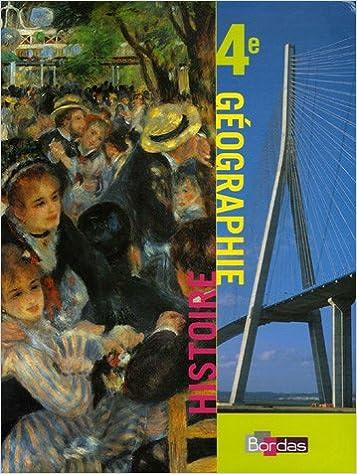 En ligne téléchargement gratuit Histoire Géographie 4e epub, pdf