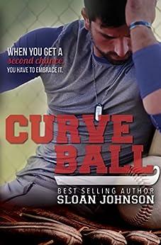 Curve Ball (Homeruns Book 2) by [Johnson, Sloan]