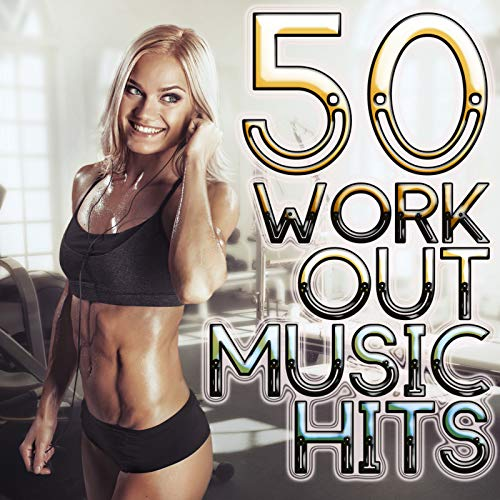 50 Workout Music Hits - High BPM Long Tracks Gym Ready Cardio Jogging Running Excercise Machine Speed Ramp Electronic Dance