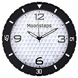 Moonsteps B17080006-02 Wall Clock