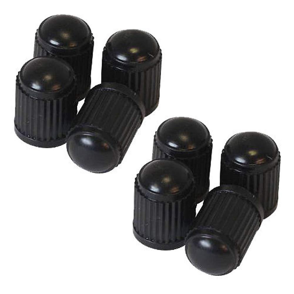 20pcs Tire Rim Wheel Valve Stem Caps, Plastic Tyre Valve Dust Caps, Tire Valve Air Dust Cover Stem Cap for Car, Motorbike, Bike,Tire Valve Air Dust Cover Stem Cap(20pcs) EMVANV