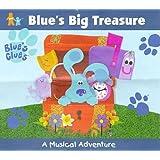 Blue's Clues - Blue's Big Treasure: A Musical Adventure