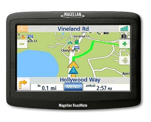 amazon com magellan roadmate 1412 4 3 inch portable gps navigator rh amazon com magellan roadmate 1412 user manual magellan gps manual 1412