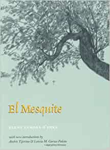 el mesquite b elena zamora oshea essay The inauthentic ethnic this essay explores richard rodriguez's resistance to narratives of ethnic authenticity through a reconsideration of how we read rodriguez's texts subsequent to the radical message of cultural and this chapter focuses on elena zamora o'shea's el mesquite.