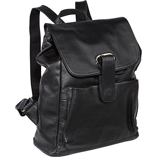 amerileather-miles-backpack-black