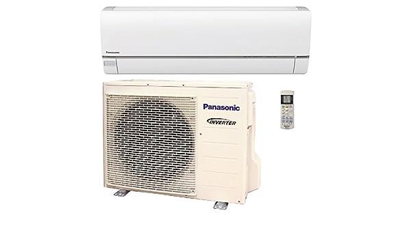 Panasonic Exterios XE 9,000 BTU Ductless Mini Split Sistema de ...