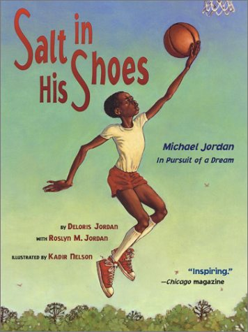 salt in his shoes Michael Jordan book
