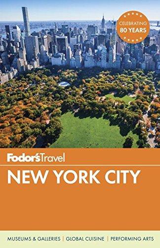 Fodor's New York City (Full-color Travel Guide)
