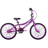 20 Kent 2 Cool Girls' BMX Bike, Satin Purple by Kent