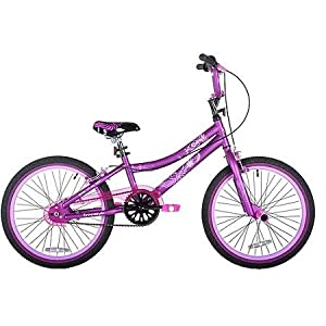 20 Kent BMX Bike (Satin Purple)