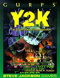 GURPS Y2K (GURPS: Generic Universal Role Playing System)