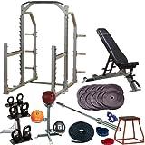 Body-Solid Garage Gym Cross-Training Studio Set - GOLD Package