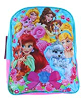 "Disney Princess Palace Pets 14"" Backpack - 'Cute Pets'"
