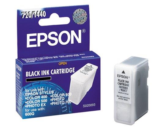 Epson Compatible S020093 Black Cartridge - 1
