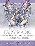 Fairy Magic - Whimsical Fantasy Coloring Book (Fantasy Colouring by Selina) (Volume 14)