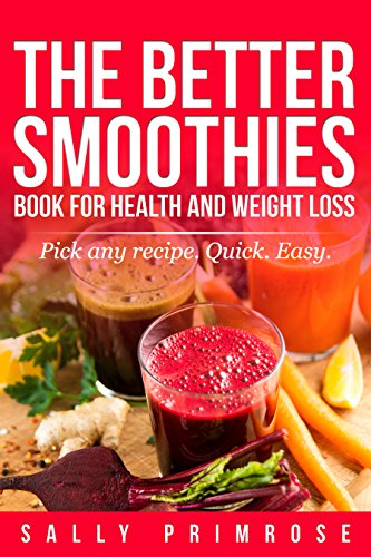 BETTER SMOOTHIES BOOK Healthly Smoothie ebook product image