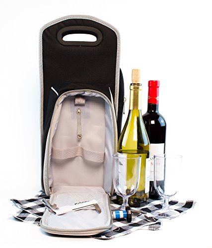 Wine Carrier Tote Bag Insulated product image