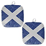 Best Old Glory Grunge Apparel Items - Scottish Flag Distressed Grunge Scotland All Over Pot Review