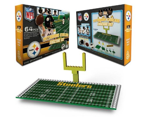 NFL Pittsburgh Steelers Endzone Toy Set
