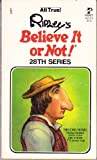 Believe Not 28, Ripley, 0671462156