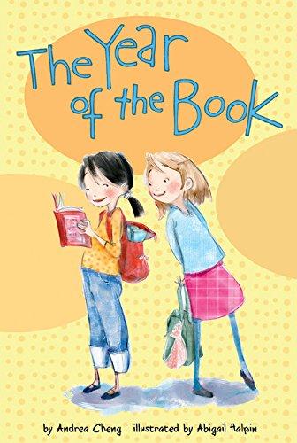 The Year of the Book (An Anna Wang novel)