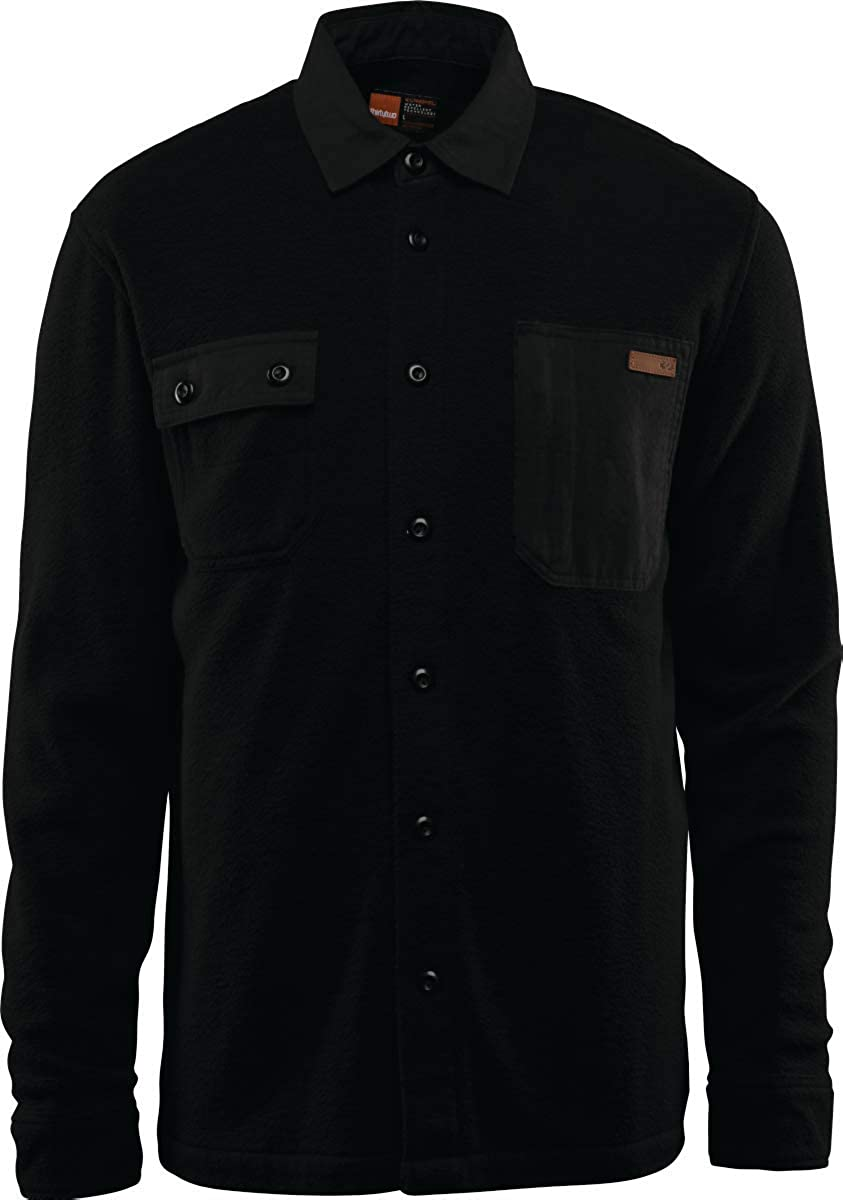 ThirtyTwo Mens Reststop Polar Flannel Shirt