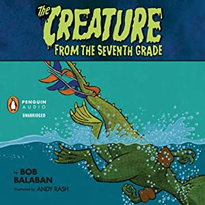 The Creature from the 7th Grade: Sink or Swim Audiobook