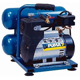 Puma industrias la5721 Compresor De Aire, una sola etapa oil-less Direct Drive serie