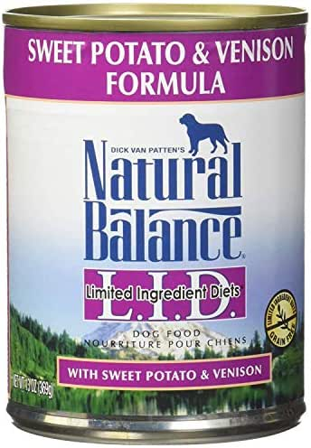 Natural Balance Limited Ingredient Diets Wet Food