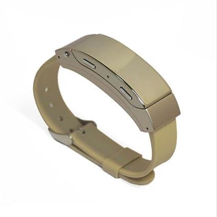 GMM Pulsera Inteligente Reloj Bluetooth Llamada Pulsera Llamada Inteligente Bluetooth Negocio Pulsera Universal Reloj Pulsera Elegante
