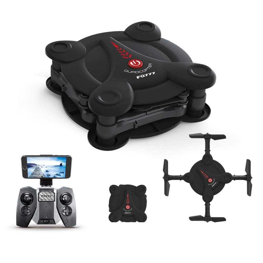 FOUR RC drone with camera, drone with adjustable wideangle 720P HD WIFI camera, onebutton return home axis aircraft, 6axis gyro axis aircraft