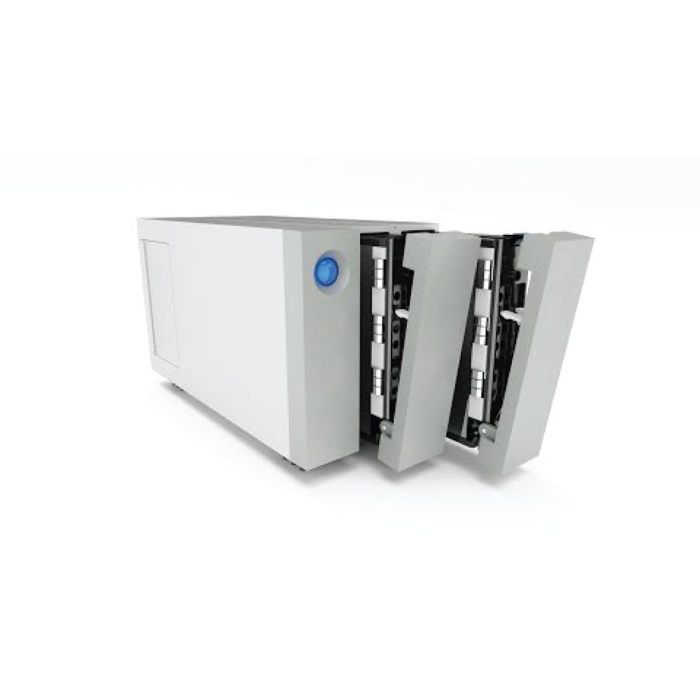 LaCie STEY6000100 2Big RAID Thunderbolt 2 6TB 7200RPM External Hard Drive