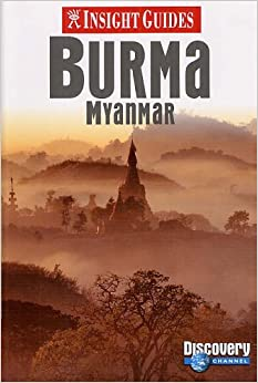 Book Burma Insight Guide (Insight Guides)