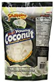 Philippine Brand Dried Young Coconut Snacks, 18